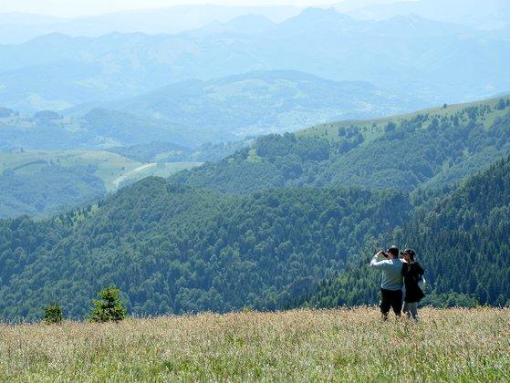 Romantični vikend na planini