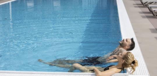 Swimming pools and sauna world