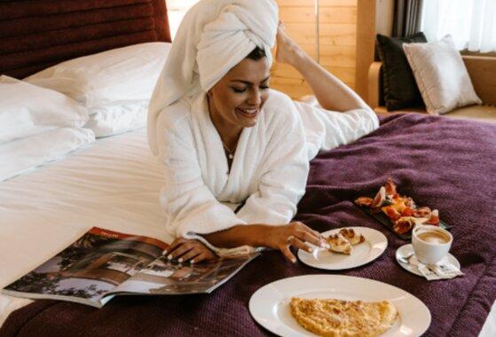 Room service meni